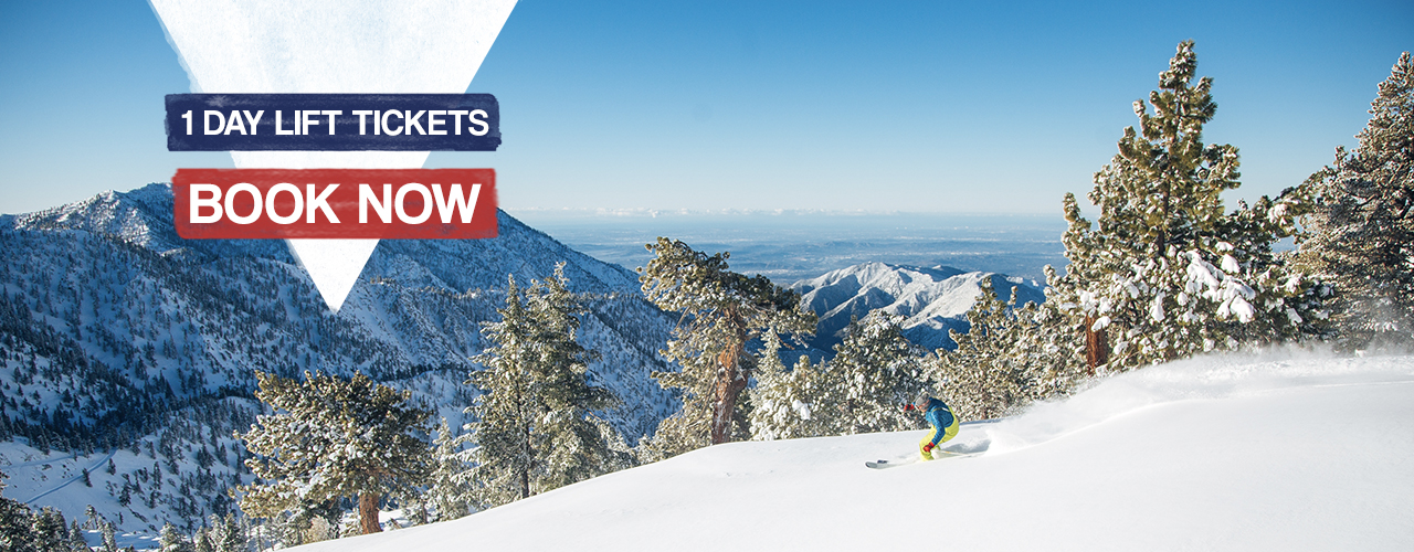 Lift tickets BOOK NOW
